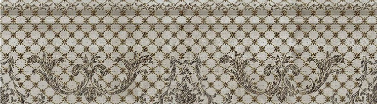 Бордюр Zocalo Royal Ivory 150x450